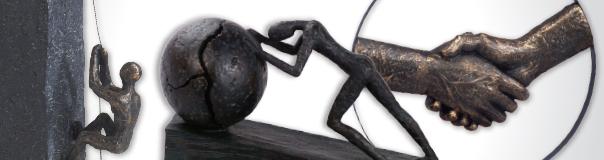 פסלי אומנות ונוי
