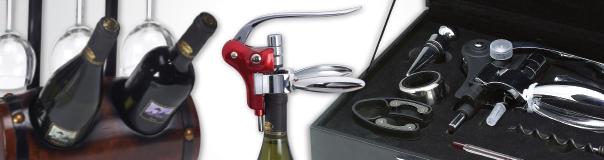 אביזרי יין ואלכוהול