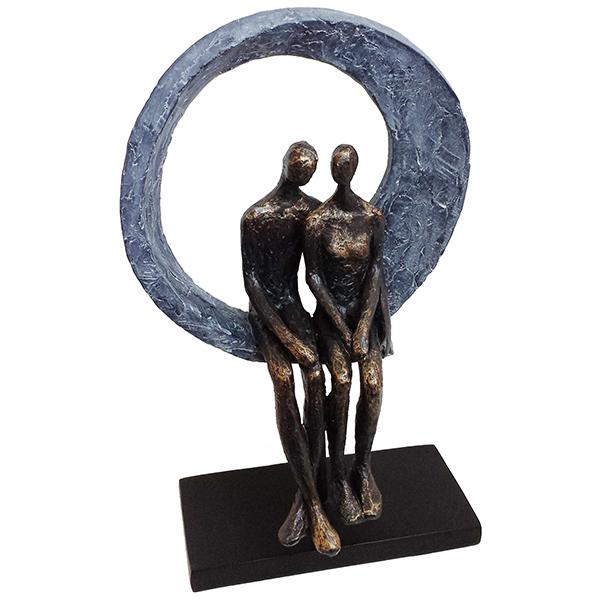 """פסל אומנותי - """"ביחד"""""""
